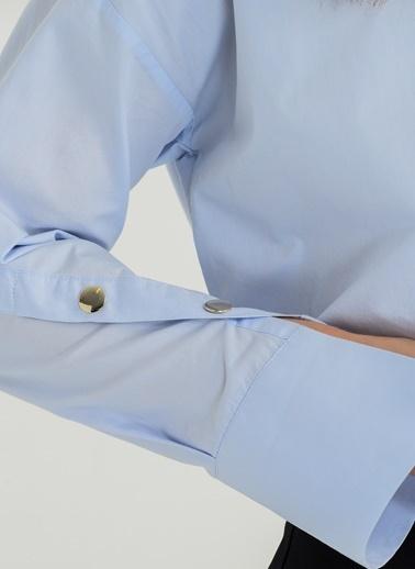 Kolu Düğme Detaylı Gömlek-People By Fabrika
